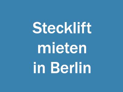 Stecklift mieten in Berlin